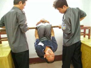 tortures in China