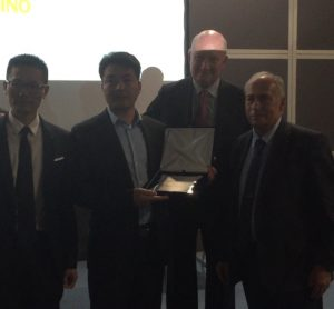 firma award for the church of almighty god at turin book fair