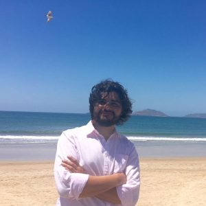 Professor Ricardo Martínez Esquivel