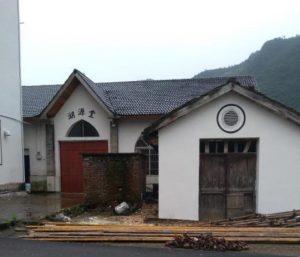 Huyuan Church without cross