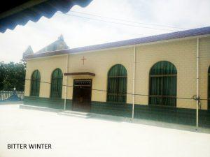 The Three-Self Gospel Church of Guo village