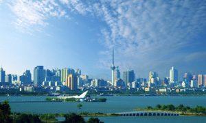Xuzhou City skyline