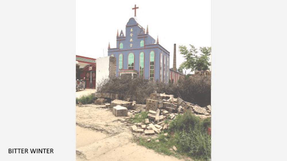Dong village church