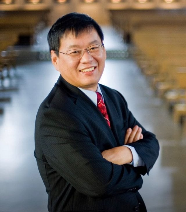 Sociologist Fenggang Yang
