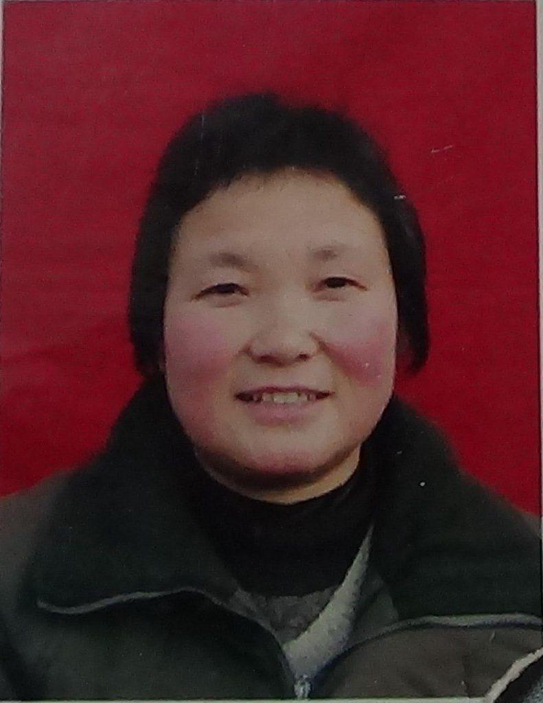 Zhang Ruixia (1961-2014)