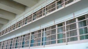doors in a prison