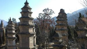 Pagoda Forest at Shaolin Temple