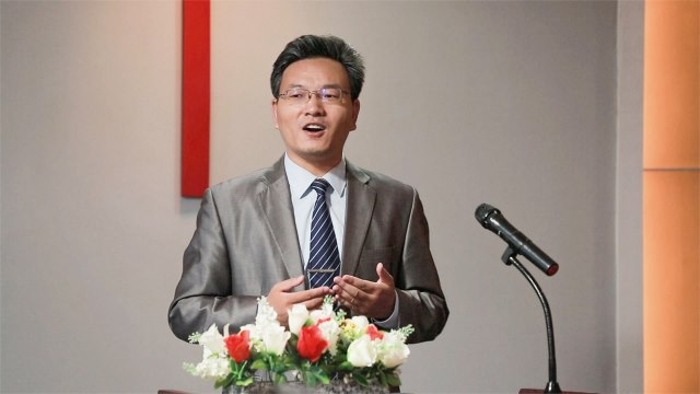 chinese preacher