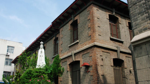 Catholic church in Henan