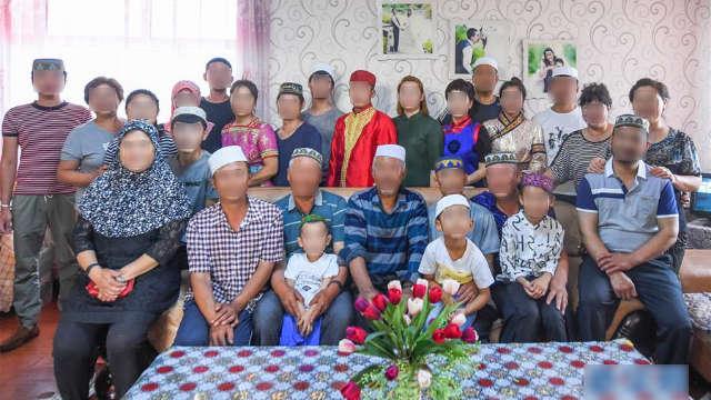 Hui family (taken from the Internet)