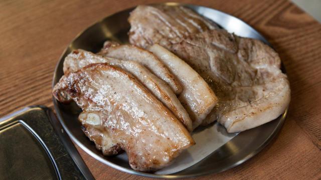 Pork (taken from the Internet)