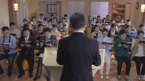 Sunday school (taken from the Internet)