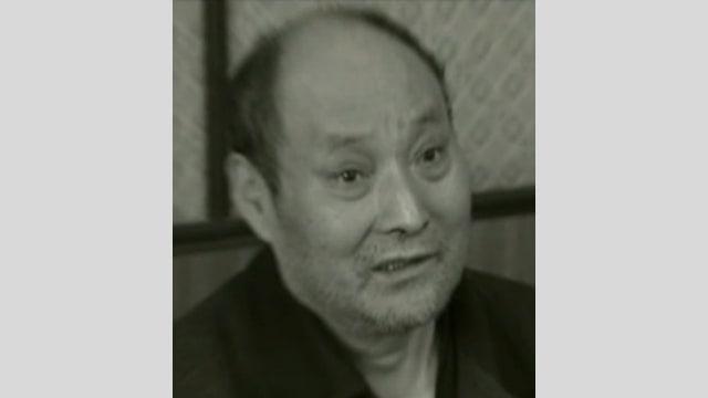 A police image of Xu Wenku