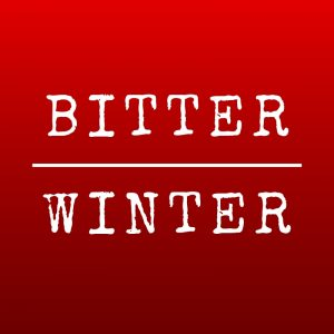 bitter winter logo white