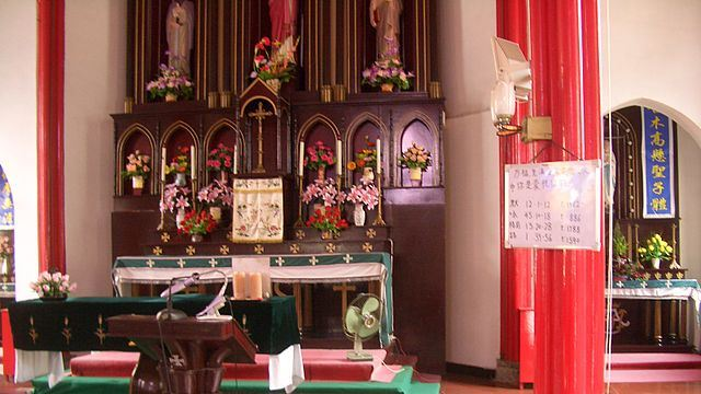 Sacred Heart Cathedral of Yangzhou