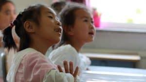 Sunday School Children (taken from the Internet)