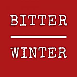 white bitter winter logo