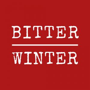 bitter winter white logo