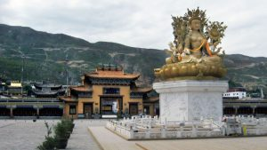 Rebkong monastery