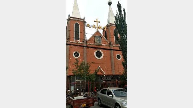 Exterior of Machi Church