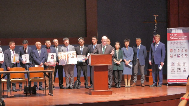 Coalition to Advance Religious Freedom in China