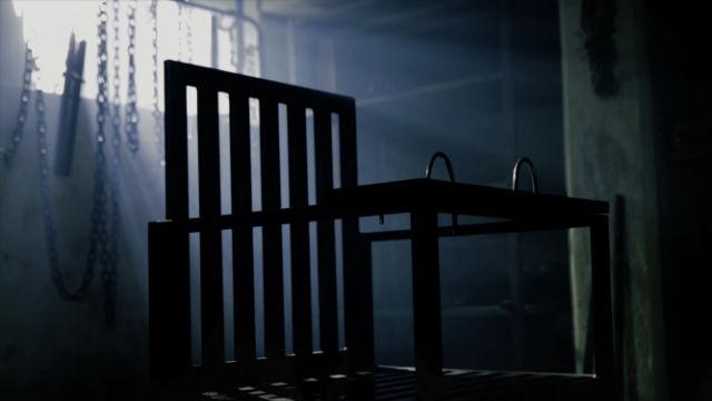 Interrogation chair and torture instrument