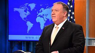 U.S., China Clash on Human Rights Report