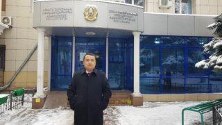 Kazakh Activist Forced to Falsely Confess