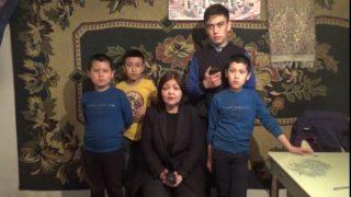 """""""CCP Orphans"""" in Kazakhstan: We Want Our Parents Back!"""