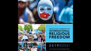 "USCIRF: China ""Increasingly Hostile Towards Religion"""