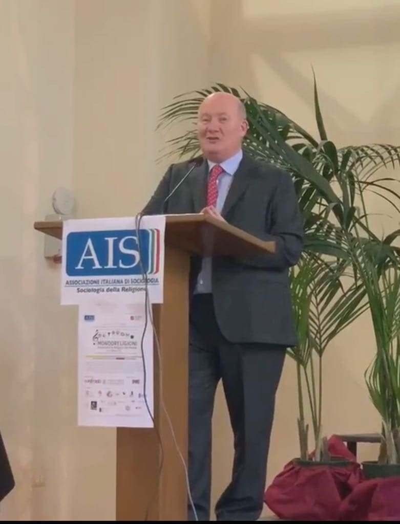 Massimo Introvigne presents his new book on the church of almighty God