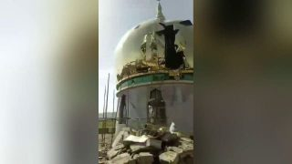 "Videos: New Mosque Destroyed for Being ""Too Arabic"""
