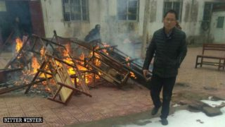 Three-Self Churches Ripped Apart in Henan Province