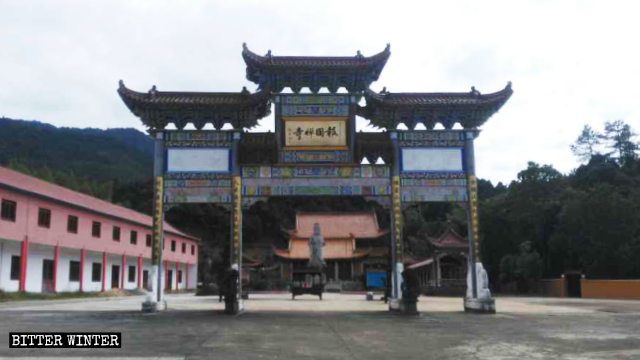 Baoguo Temple in Fujian was founded in 921.