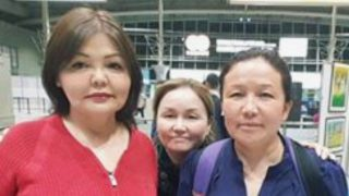Sayragul Sauytbay Has Left Kazakhstan