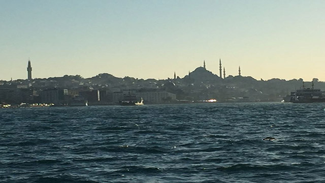 Iconic Istanbul, now sheltering upwards of 30,000 Uyghur
