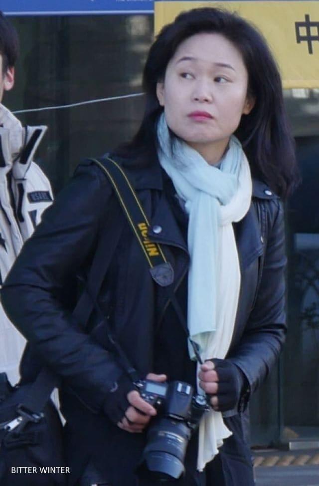 Ms. O Myung-ok