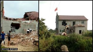 Demolish or Sell! Three-Self Churches Dispersed in Jiangxi