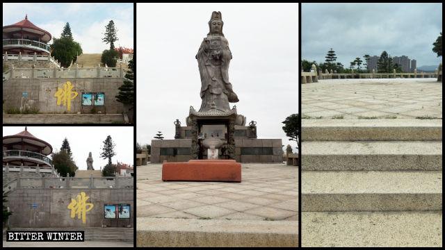 Hongyan Villa before and after