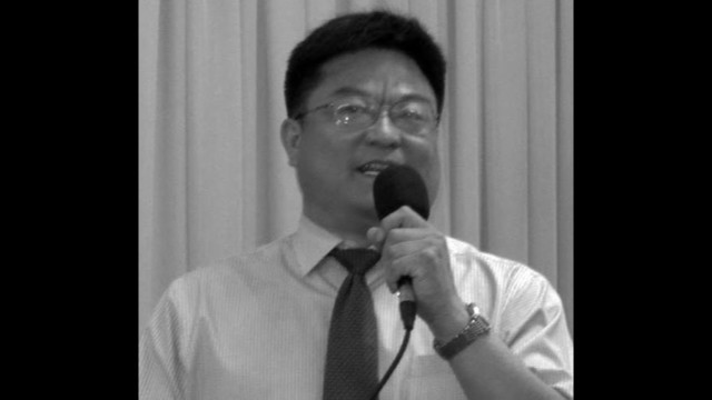 Song Yongsheng became the first religious official in Henan who committed suicide. (Photo supplied by RFA).