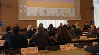 International Day of Peace at the UN in Geneva: How Persecuted New Religions Work for World Harmony and Justice