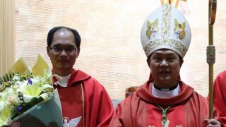 Bishop Shao Zhumin Once Again Taken in for Indoctrination