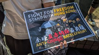 Every Word of Support to Hong Kong Silenced in Mainland China
