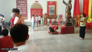 Is Mao Zedong Becoming the Main Deity in China?
