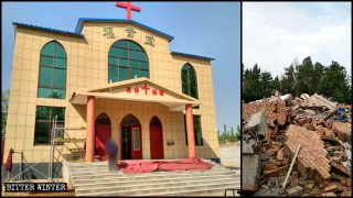Government Scams Believers to Demolish Their Churches