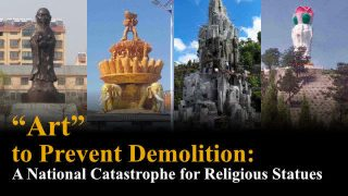 """Art"" to Prevent Demolition: A National Catastrophe for Religious Statues"