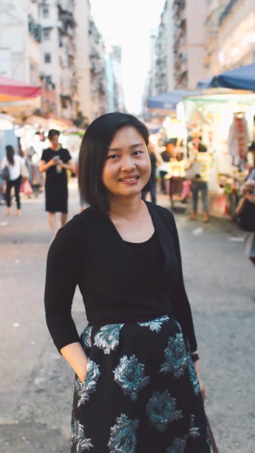 """Ms. Pik Shan """"Clarice"""" Pang', Hong Kong-born independent journalist"""