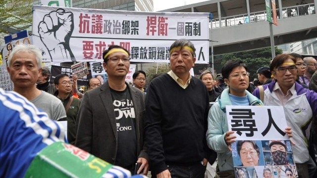 "From Tiananmen to Hong Kong: ""The CCP is incorrigible,"" Says Lee Cheuk-yan"