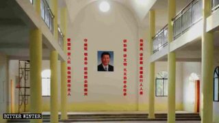 Xi Jinping Portraits Replace Catholic Symbols in Churches