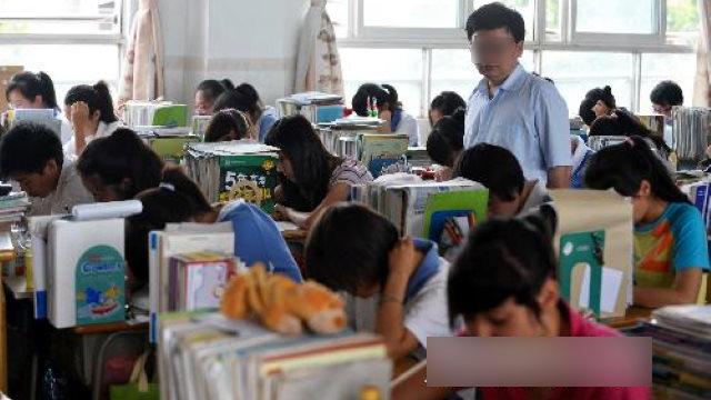Xinjiang Uygur students